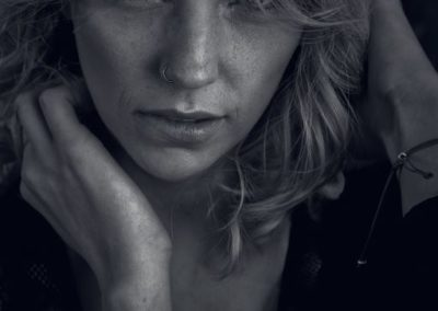 Portrait Model regina