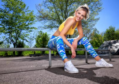 Fitnessmodel regina
